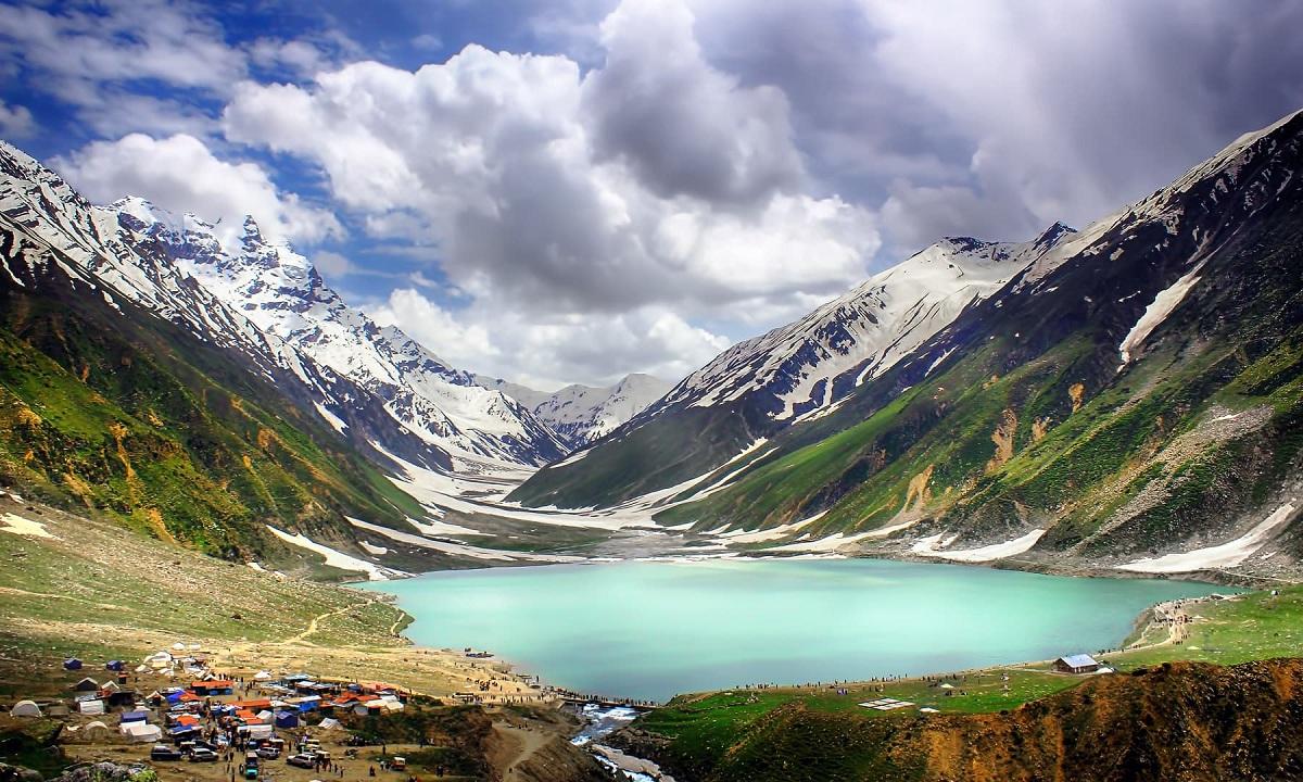 Lulusar-Lake